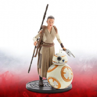 Star Wars Elite Series: Rey and BB-8 - 6 Inch Die Cast Action Figure